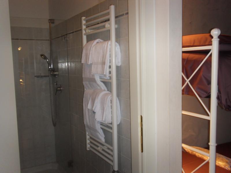 The second private bathroom