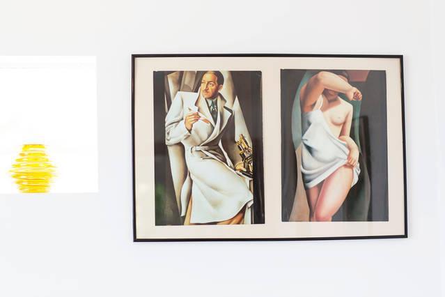 Tamara Lempicka Art Deco nudes...beautiful
