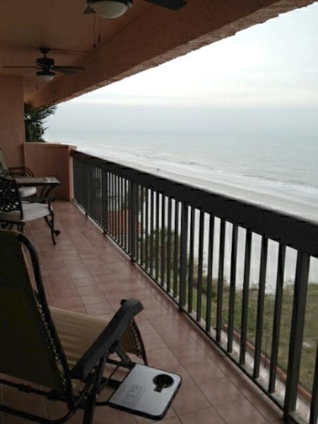32 foot balcony penthouse overlooking the west coast beaches