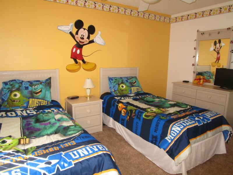 Mickey Rules