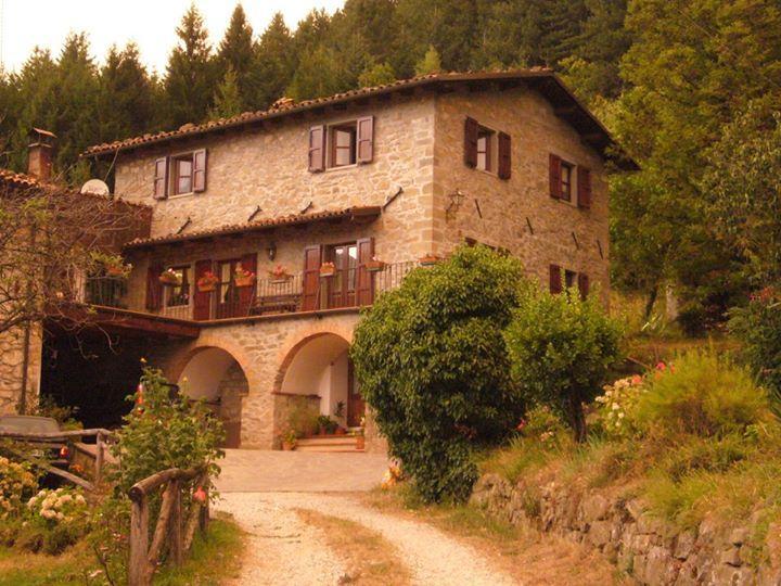 Le Pianacce Appartamento per vacanze, holiday rental in Molino di Villa