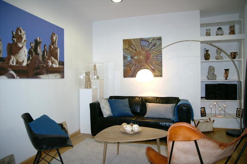 Le Jacquemart / Duplex inversé de 85 m², holiday rental in Saint-Apollinaire