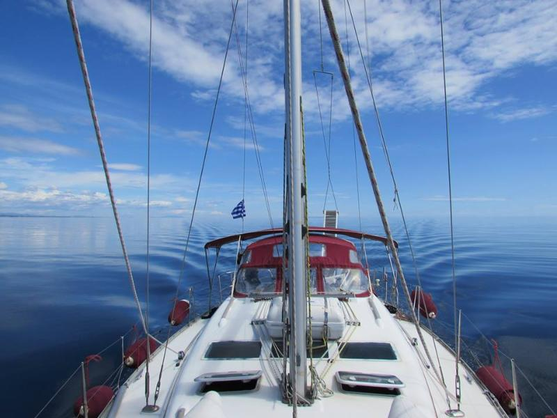 Ecological and cheap holidays with a sailing boat!!!!Sailing Holidays in Sporades or in Halkidiki!!!