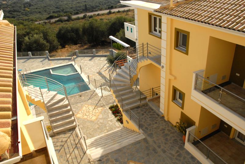 Luxury Residence with Sea View, vacation rental in Preveza Region