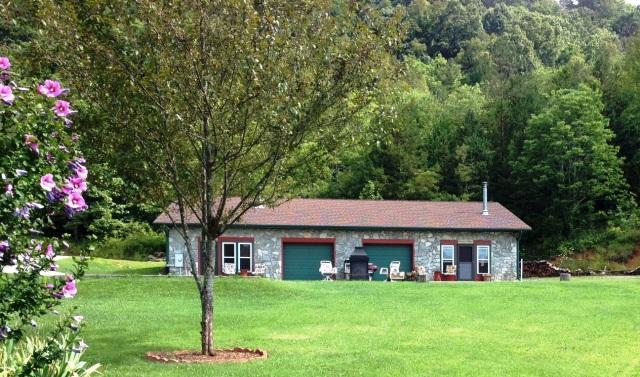 We have two separate Retreat Houses available for rental on opposite ends of building.