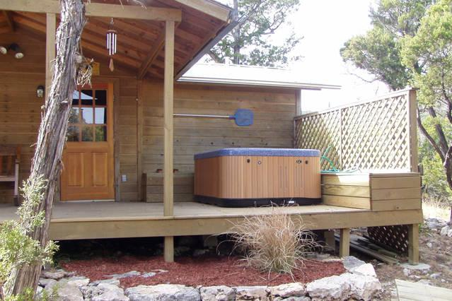 Love Shack Hot Tub