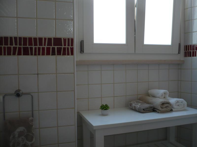 finestra bagno del 1° piano