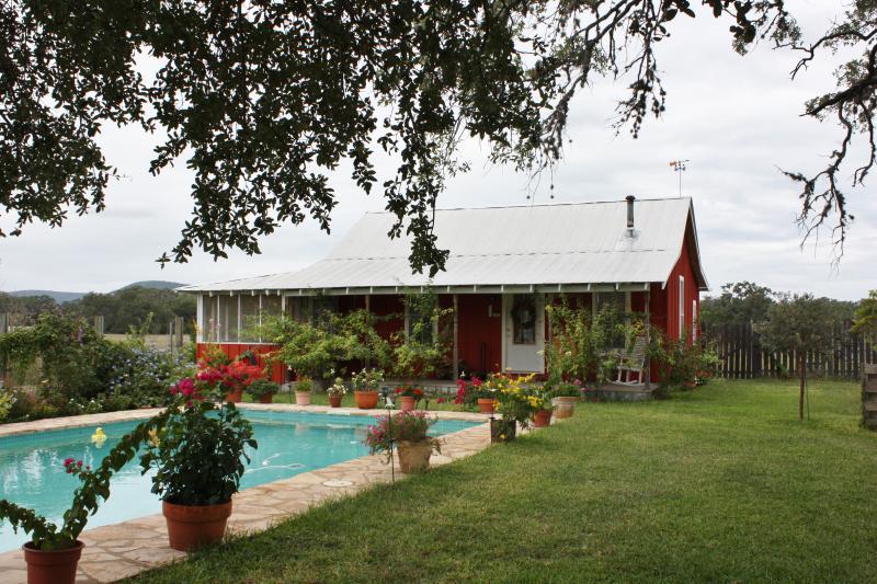 Majestic Oaks Ranch - Old House