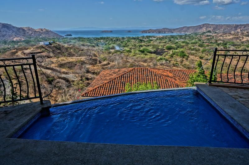 View from Casa Pura Vida