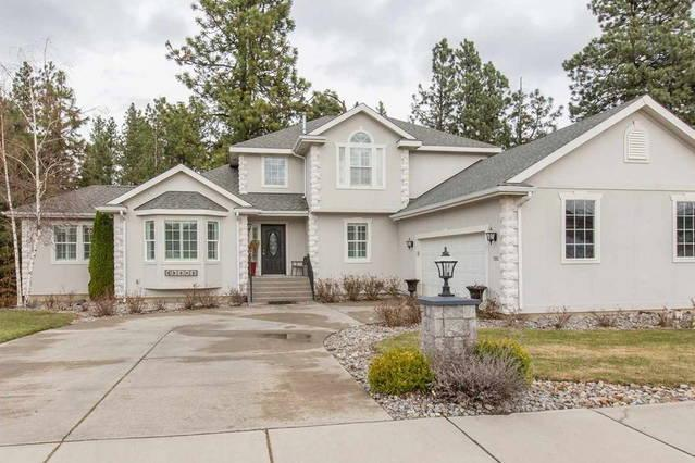 Forest Château,5 Bed,3Bath.Mins to Downtown. Located in Spokane's Newest & most Upscale Neighborhood