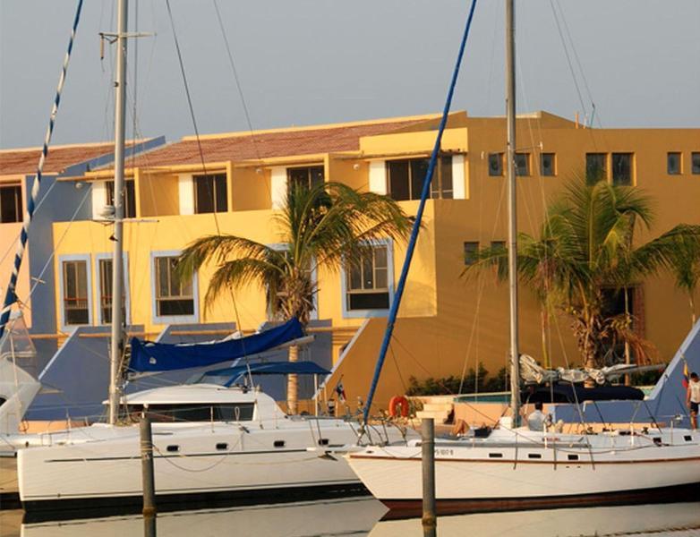 Holiday villa, Isla Baru, Ferienwohnung in Islas de Rosario