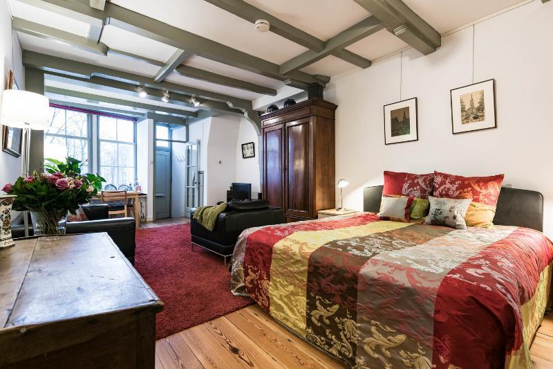 The Studio Bedroom
