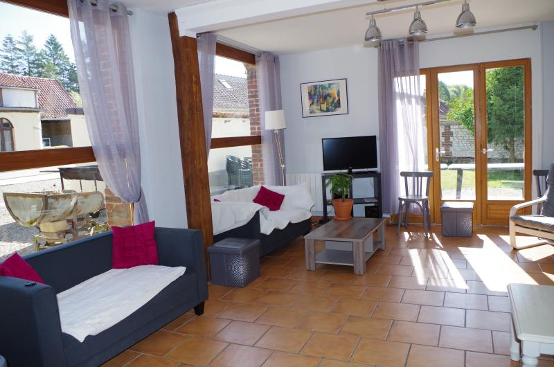 au dormeur du Val d'Authie, holiday rental in Aubin-Saint-Vaast