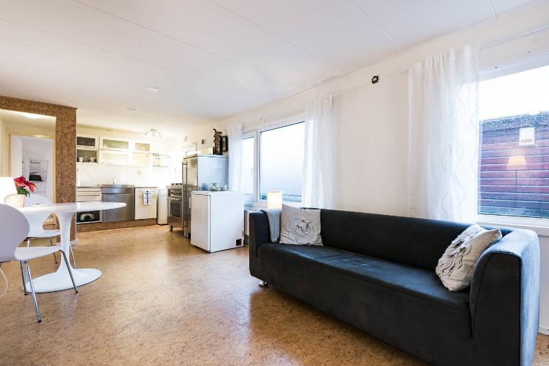 location appartement Amsterdam Péniche sur