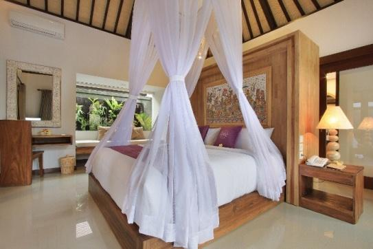 Beautifull One Bedroom Garden Villa Private Pool with king size bedroom
