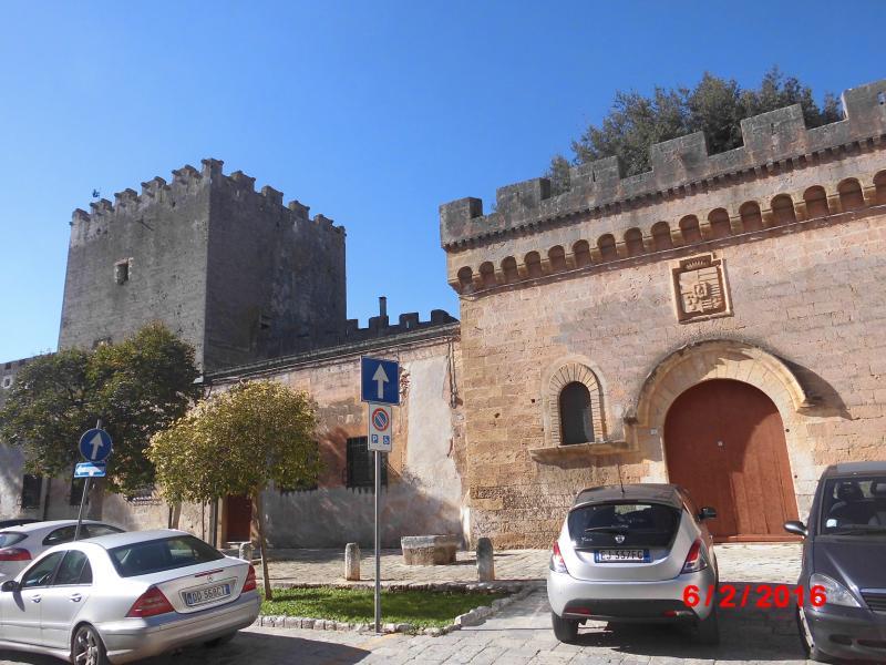castello  San Vito dei Normanni