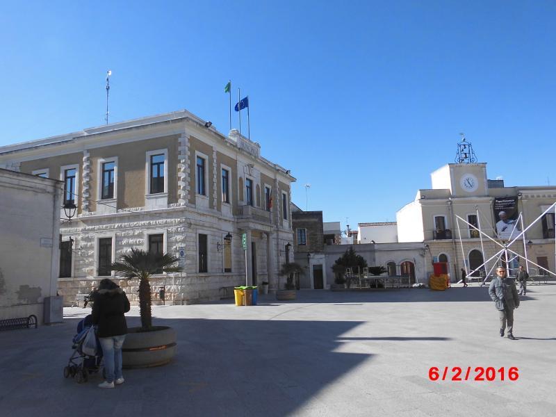 Piazza San Vito dei Normanni