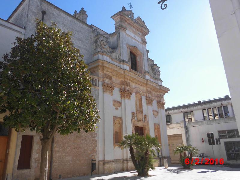 Chiesa sconsacrata  San Giovanni