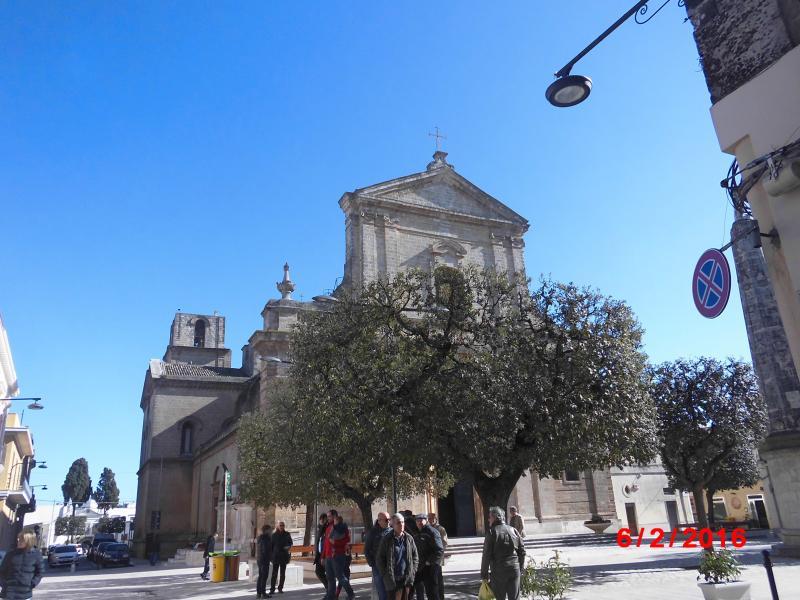 Chiesa Santa Maria della Vittoria. S. Vito dei Normanni