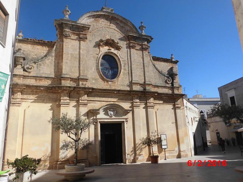 Chiesa Vecchia San Vito dei Normannni