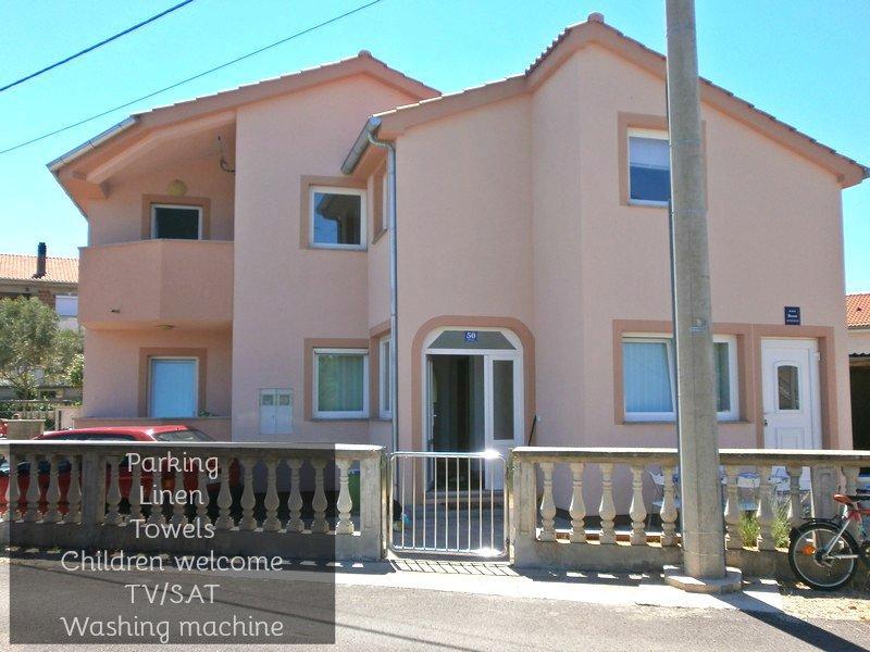 Apartment Muki for up to 6 Persons, aluguéis de temporada em Kapovci
