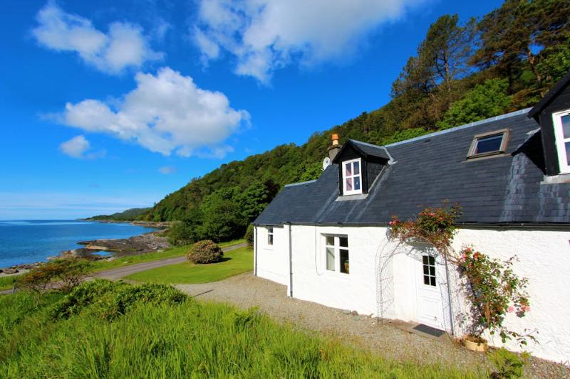 Kennels Cottage on Ellary Estate, location de vacances à Ardrishaig