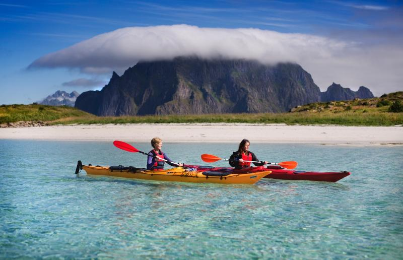 Skrova Rorbuer, Lofoten, holiday rental in Nordland
