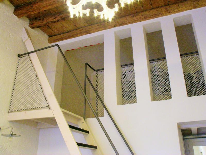 L'Officina - Via R. il Guiscardo 4 - Bari * Dimora Balilla - soppalco