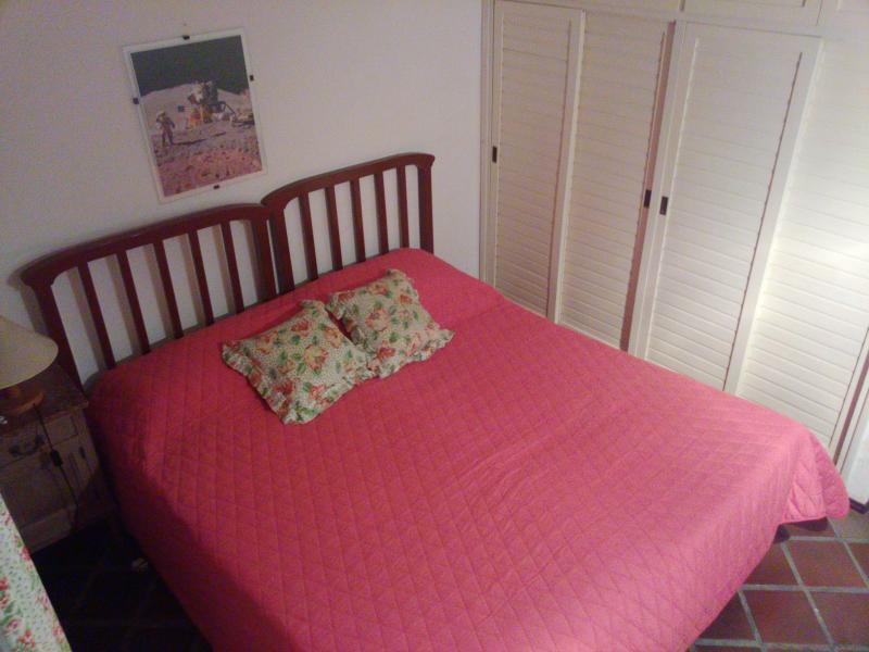 Dormitorio en suite en Subsuelo opción cama doble