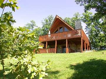 Trollhaugen - 3 bedrooms, 3 baths, vacation rental in Gatlinburg