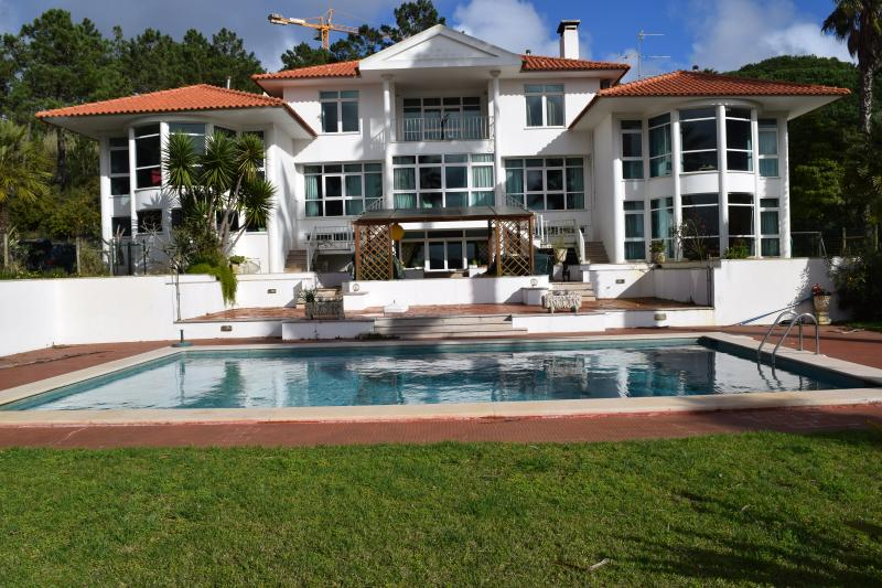 Portuguese Mansion spectacuiar Lagoon views, holiday rental in Cidade