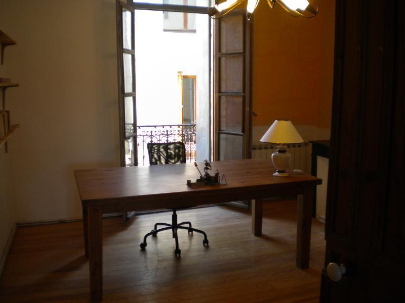 Bureau (chambre d'appoint)