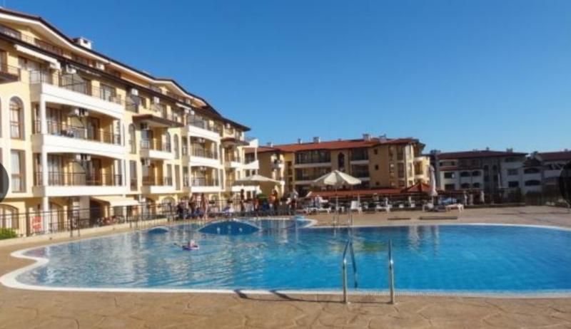 2021 - £200 pw, Bulgaria Sveti Vlas, Aqua Dreams, Max 5, - 2 pools, Beach nearby, vacation rental in Sveti Vlas