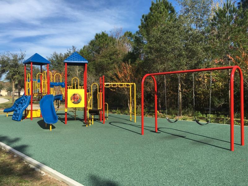 Sandy Ridge Neighbourhood park for children