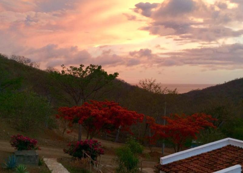 Stunning sunsets in Congo Hills