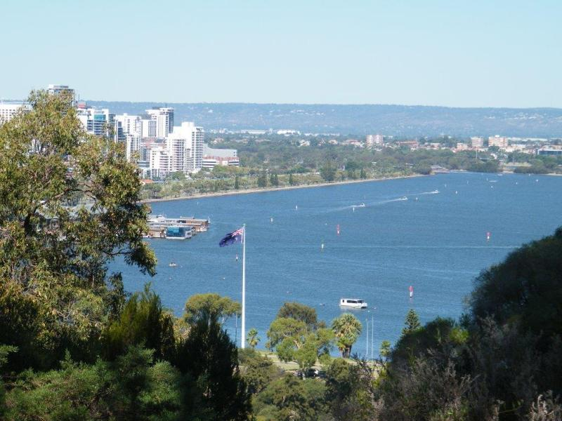 Looking to the East  from Kings Park.