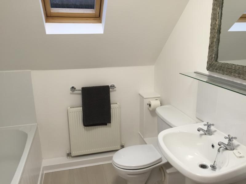 Bathroom for master suite
