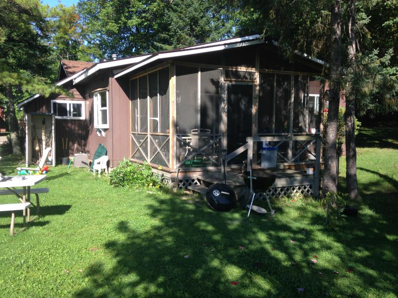 BREEZY POINT CONDO #8, vacation rental in Summit Lake
