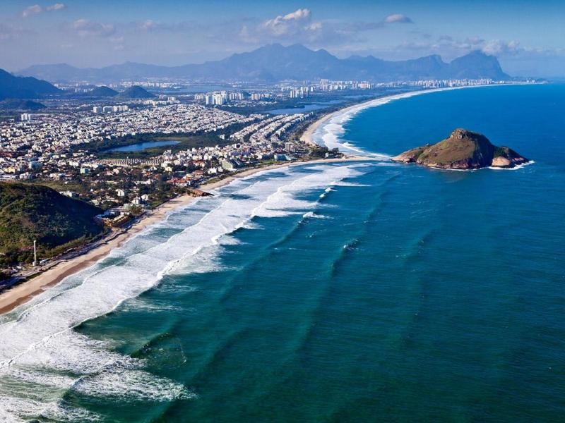 Vista Recreio - Pontal / Macumba Recreio's View  - Pontal & Macumba Beaches