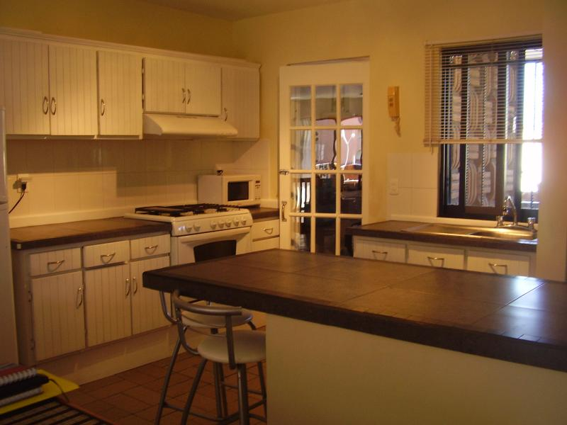 I love this open concept, newly renoed kitchen with room for everyone. Everything you need is here!!