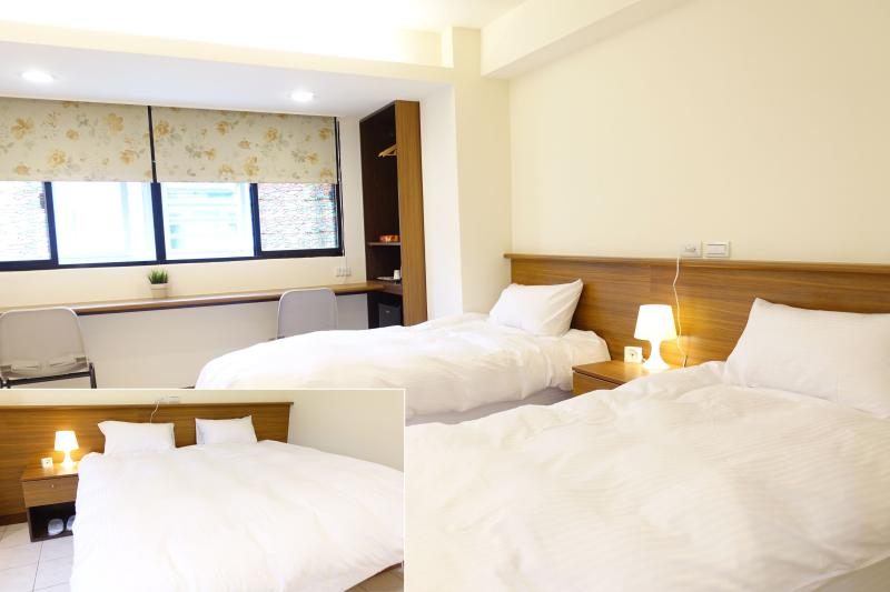 02 3 min. to Zhongxiao Fuxing MRT。Newly renovated, vacation rental in Taipei
