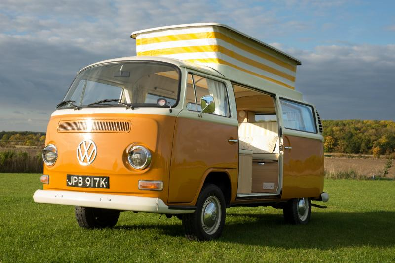 1971 VW T2 Bay Campervan Betty - Devon Moonraker, holiday rental in Washingborough