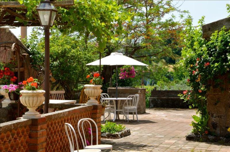 Villa Bonaccorso - Il Rustico, casa vacanza a Viagrande