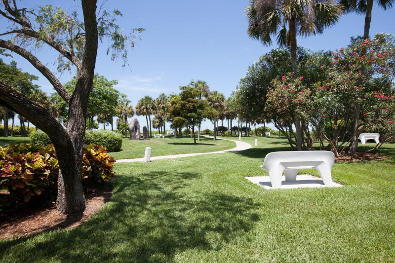 Your rental comes with a Pass to this Private Beach Park