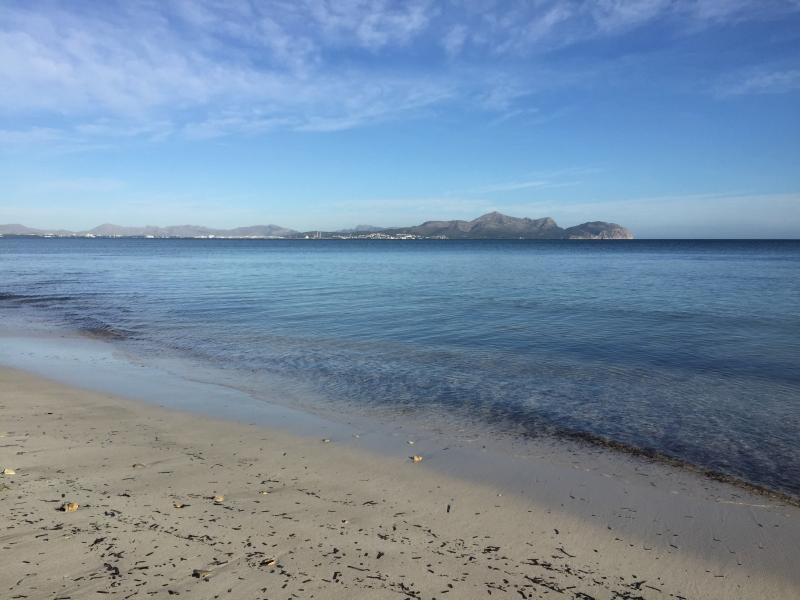 Can Picaforts beach