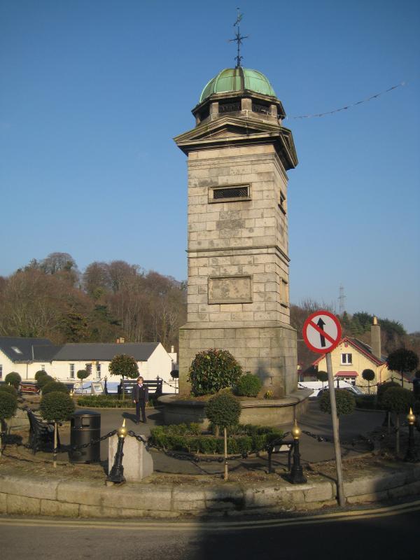 Enniskerry clock tower