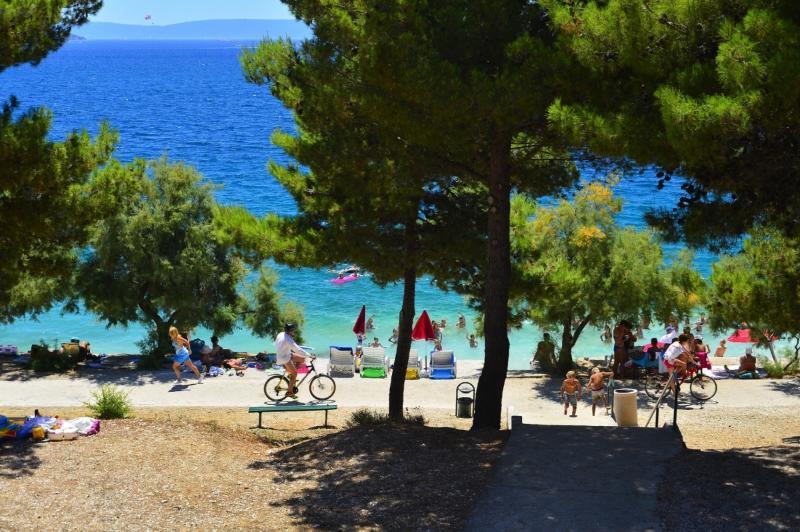 Medena beach