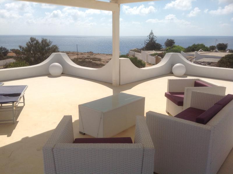 A CASA DI MANUELA  DAMMUSO ANDROMEDA, Ferienwohnung in Lampedusa