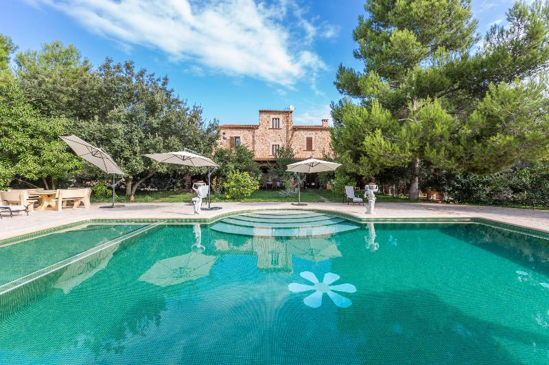 S'ESPIGA - Villa for 12 people in Portocolom, vacation rental in Portocolom