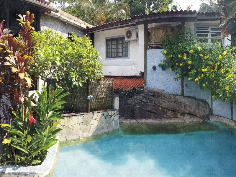 Casa do Joca nível térreo, casa vacanza a Ilhabela